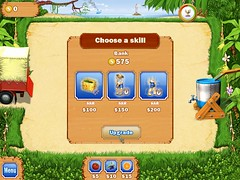 Tropical Farm game screenshot