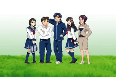 Japan Jury Crew