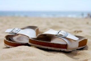 Beach shoes