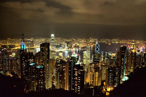 Hong Kong HDR