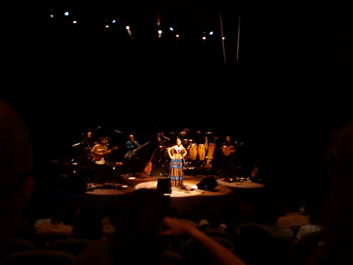 Mayra Andrade a l'Auditori