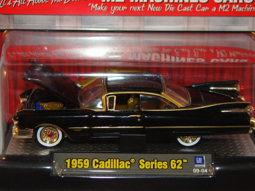 M2 Chase Series 62 Caddy