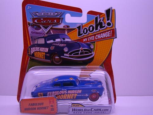 CARS Lenticular Hudson Hornet