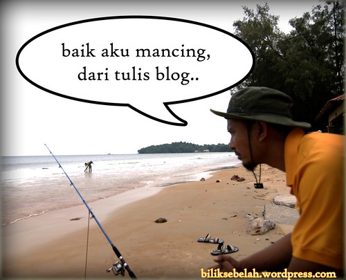 Gambar: Bat Semasa Di-Interview