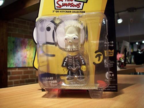 Halloween Bart Simpsons Qees