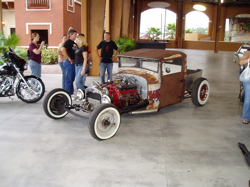 Rat Rod in Daytona H-D