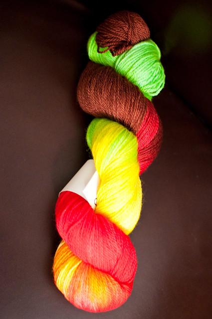 Sereknitty Yarn and Fiber