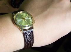 Vintage Bulova Accutron Date