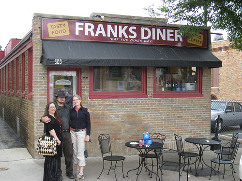 Frank's Diner with Friends