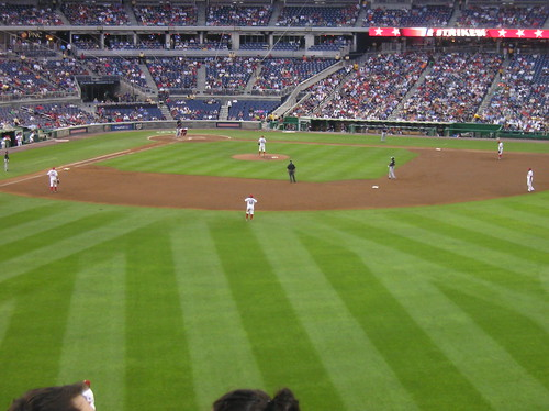 Night Out at the Nationals 2009