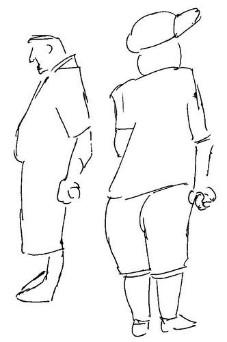Life drawing, part 7