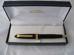 Sailor 1911 Standard Size Medium posted (by andrea=netnemo)
