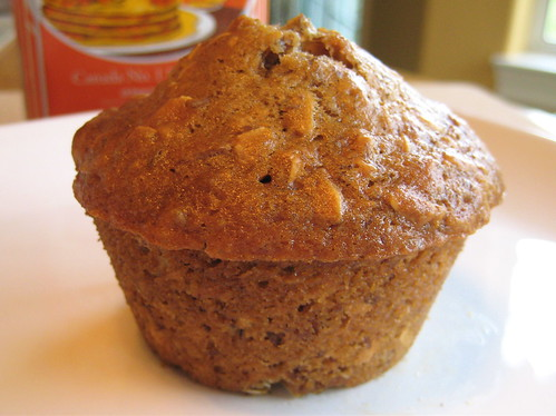 Maple Oat Muffin
