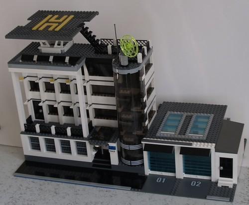 Zeek Police HQ