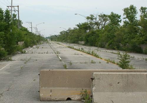 Joliet Road, abandoned