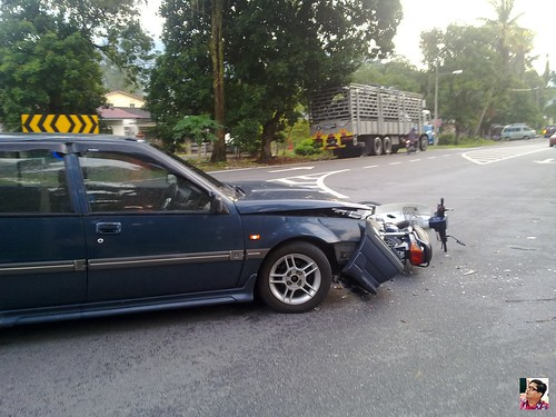 tapah early morning accident (5)