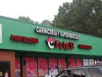 celia's carniceria - signage