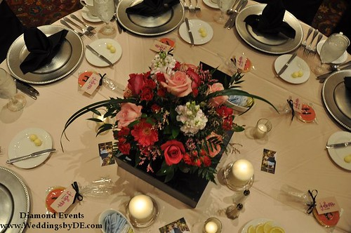 Low centerpieces