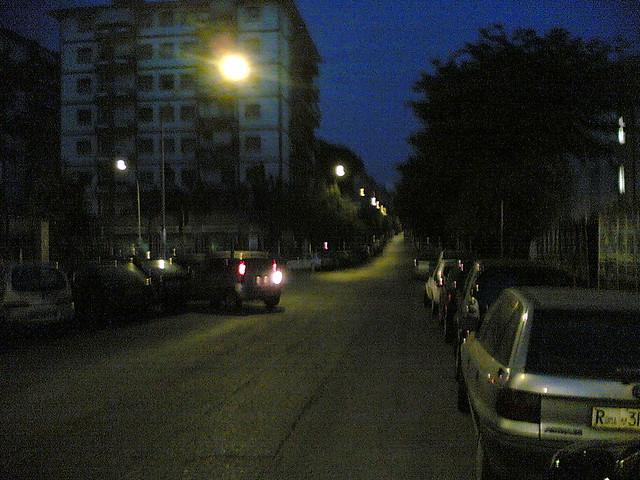 Nella notte #1