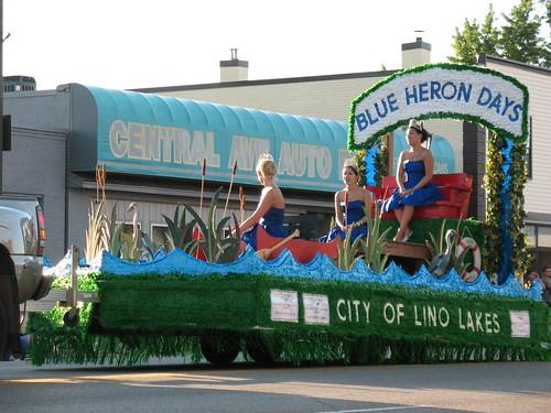 Blue Heron Days