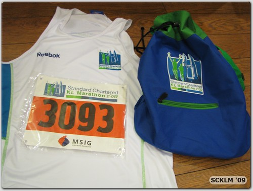 SCKLM09 - Race Pack