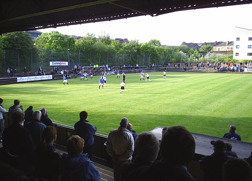 Pollok vs. Irvine Meadow XI
