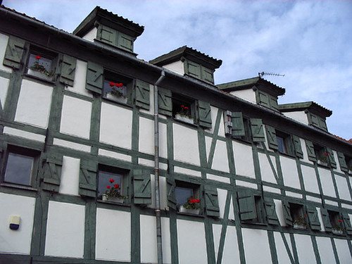 Timbered House. Photo: Ulla Hennig
