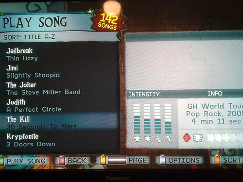 Songs from previous guitar hero games to guitar hero 5 171 emo185 s