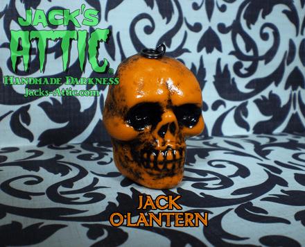 Jack's Skulls Jack O'Lantern