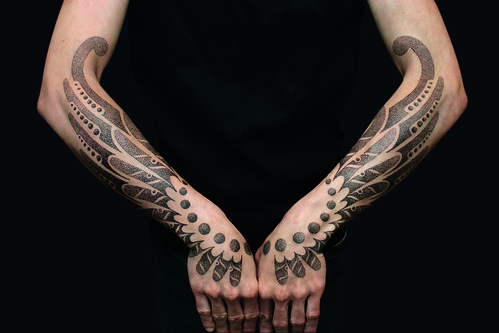Black Tattoo Art book (Set) · TattooARTE (Group)