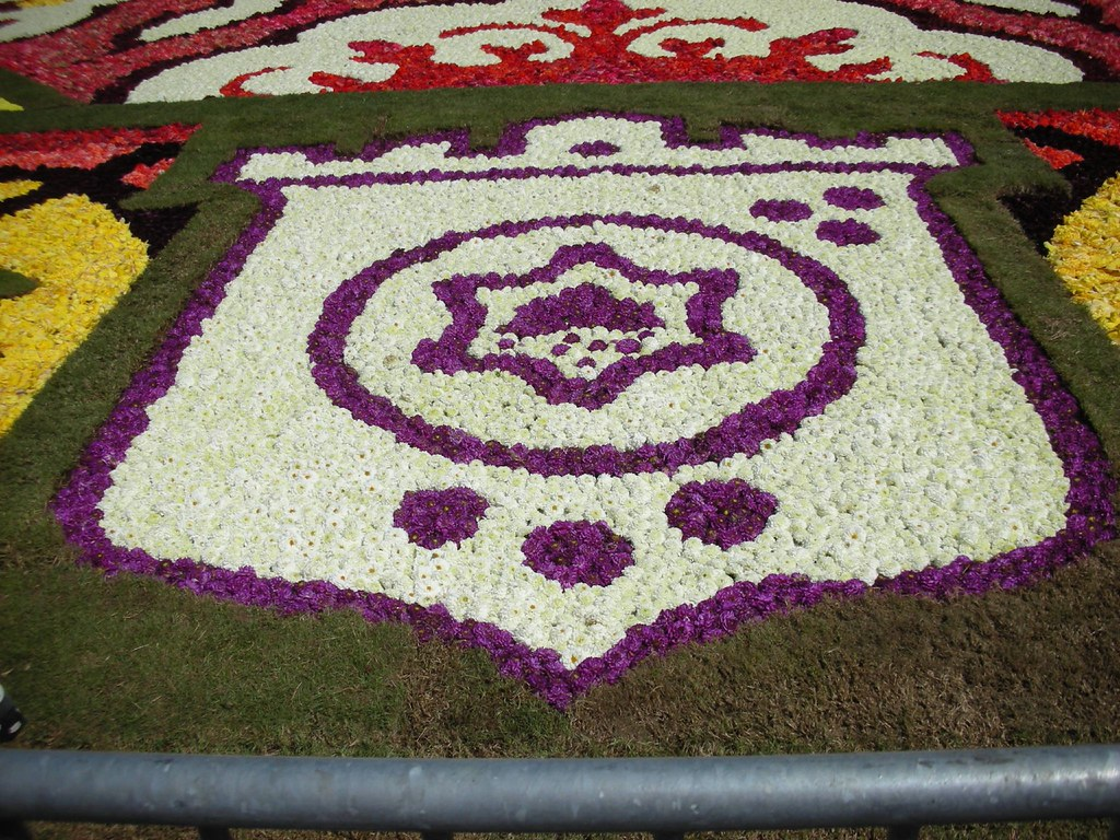 Tel-Aviv Flower Carpet