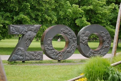 Im Zoo Tallinn