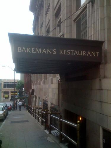 Bakeman's Restaurant in Seattle