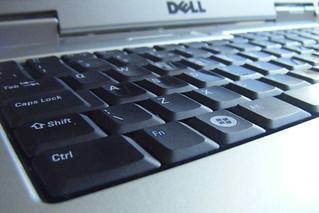 Dell laptop keyboard