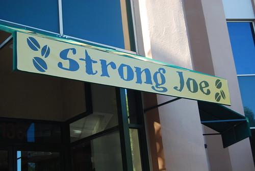 Strong Joe, NCIS Film Set, Valencia by you.