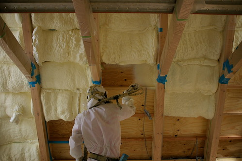 heat insulation work