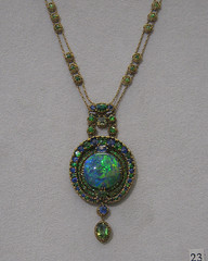 Pendant Necklace by Louis C. Tiffany by peterjr1961