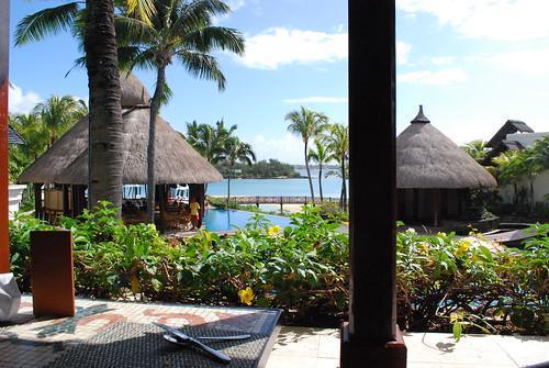 Drinking Coffee in Mauritius (5/6)