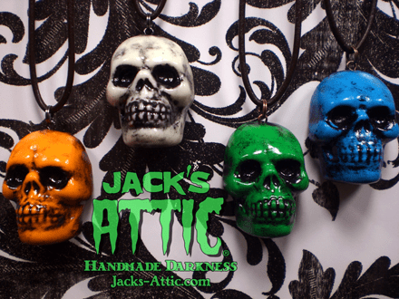 Jack's Skulls Corded Group