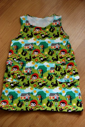 Dress, size 116cm