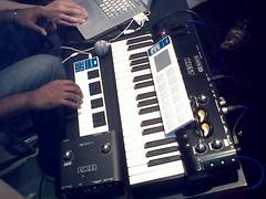 GarageBand '09 demo. Wheelock Place. 31/05/2009