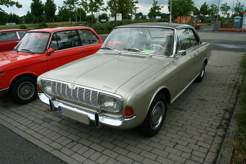 Ford Taunus 20M TS (1966)