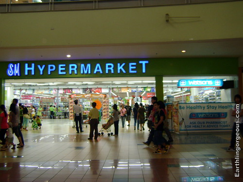 SM Hypermart at SM Fairview Annex 2