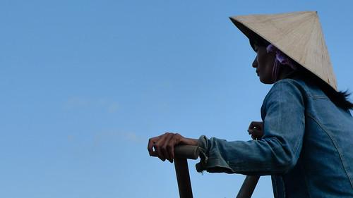 Mekong lady