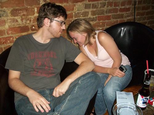 Jon and Kirsten