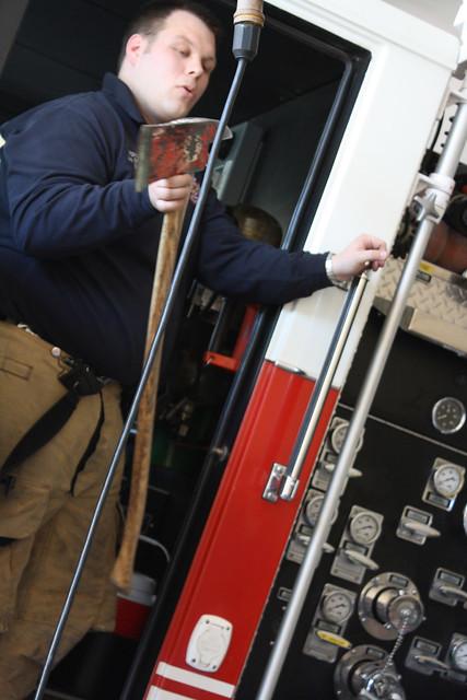 fire station field trip • preschool - 27