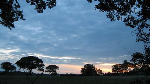 solstice skies