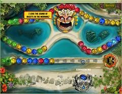Zuma's Revenge Game screenshot