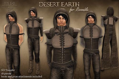 Desert Earth for Rezzable