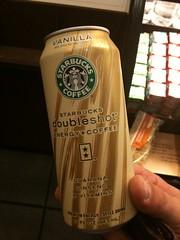 Starbucks doubleshot+energy